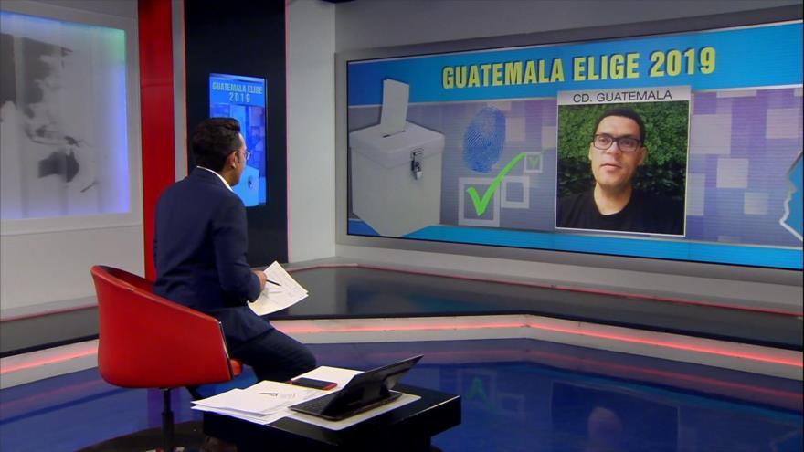 Programa especial en punto de mira de las elecciones de Guatemala | HISPANTV