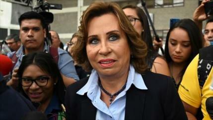 Ex primera dama Sandra Torres lidera presidenciales en Guatemala