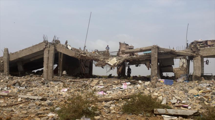 Nuevo ataque saudí mata a tres mujeres y a un niño yemeníes | HISPANTV