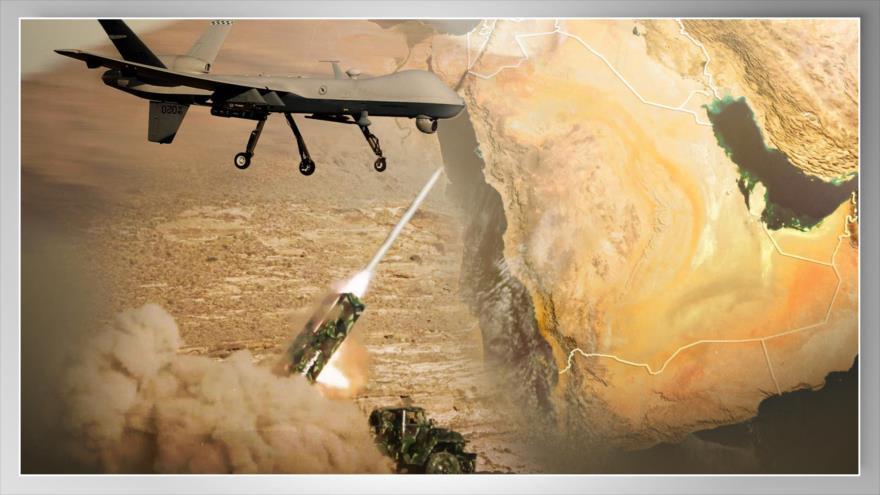 Vídeo: ¿Cómo sorprenden los misiles y drones yemeníes a Riad? | HISPANTV