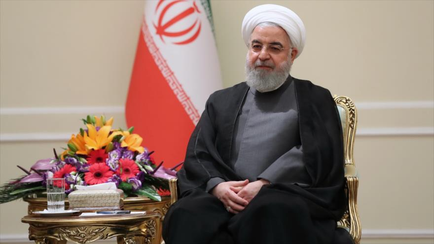 Rohani: Colapso del acuerdo nuclear perjudica a todo el mundo