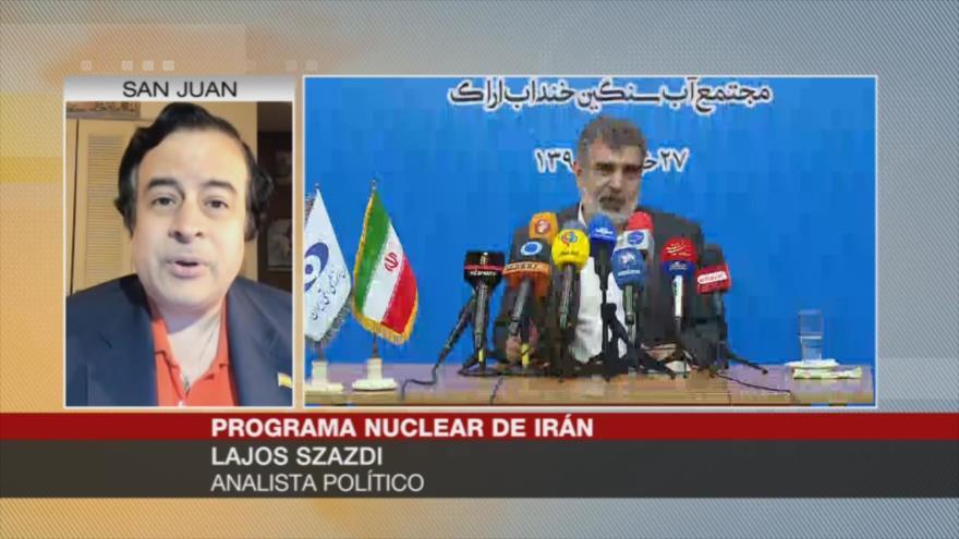 Szászdi: Unión Europea no salvará el pacto nuclear por temor a EEUU | HISPANTV