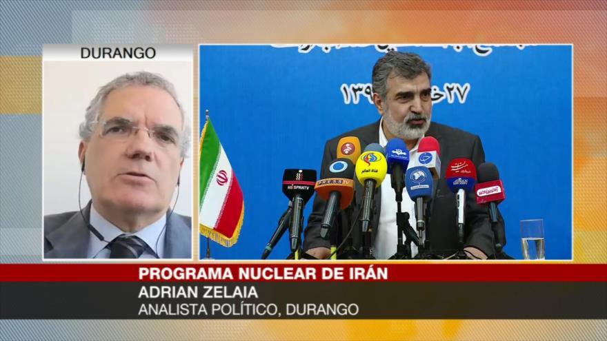 Zelaia: Irán tiene razones jurídicas para no cumplir pacto nuclear