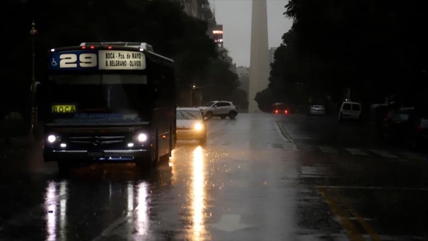 Un apagón masivo deja sin luz a Argentina y Uruguay