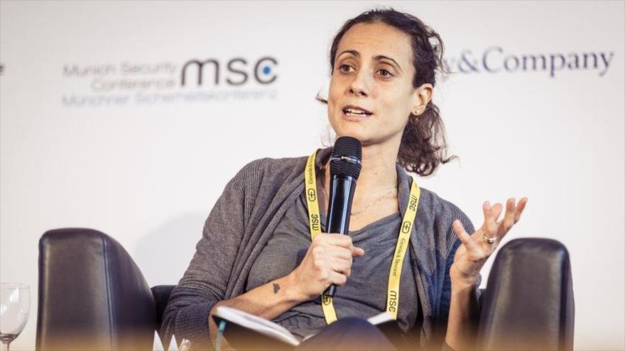 Nathalie Tocci, asesora de la jefa de la Diplomacia de la UE, Federica Mogherini.