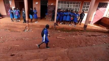 Crisis mundial priva a 13 millones de niñas de educación
