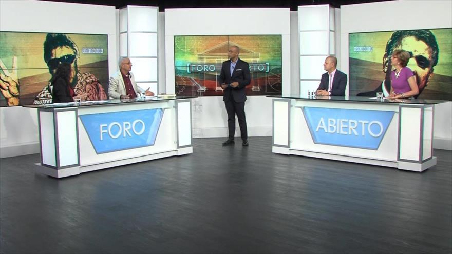 Foro Abierto: Colombia; nuevos debates sobre los acuerdos de paz