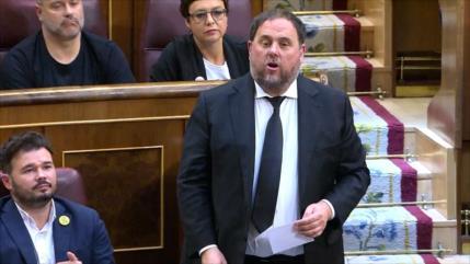 El veto a Junqueras se llevará al Tribunal Europea de Estrasburgo
