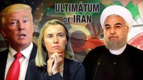 Detrás de la Razón; Alerta: Irán incrementa su poder nuclear ¿podrá Trump detenerlo?
