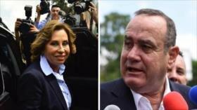 Guatemala irá a la segunda vuelta para elegir un nuevo presidente
