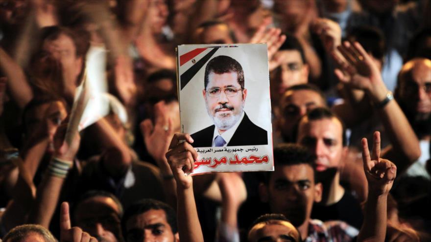 """HHMM culpa al Gobierno egipcio de """"auténtico asesinato"""" de Mursi"""