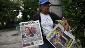Pacto nuclear iraní. Trump bajo críticas. Generales en Guatemala