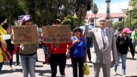 Protestas por el uso de Galápagos como portaviones de EEUU