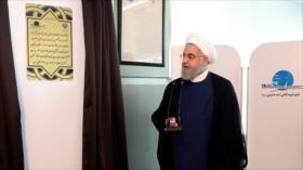 Rohani asegura que Irán hizo que el mundo entero condene a EEUU