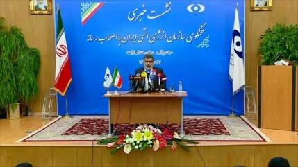 Irán superará límite de reservas de uranio dentro de 10 días