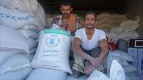 Ansarolá a ONU: Deje de suministrar comida podrida a los yemeníes