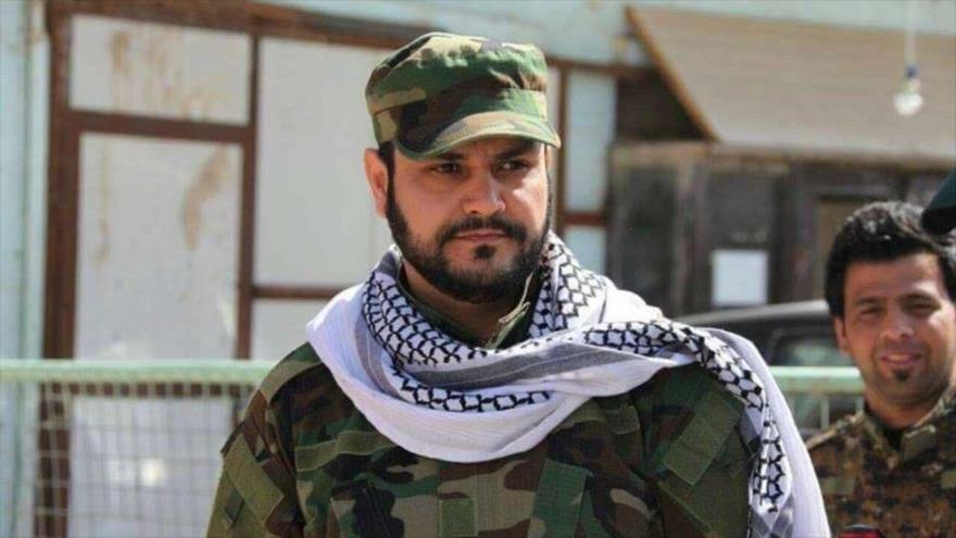El secretario general de Hezbolá Al-Nuyaba, sheij Akram Abás al-Kabi.