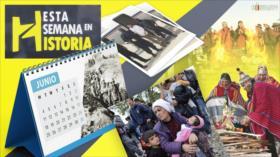 Esta Semana en la Historia: Junio 15-21