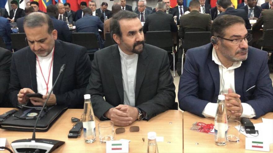 "Irán pide luchar contra ""monstruoso terrorismo económico"" de EEUU   HISPANTV"