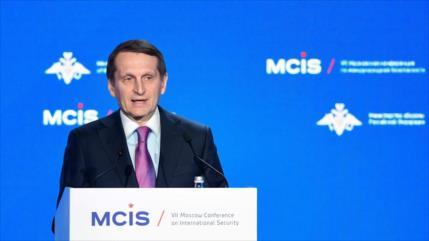 Inteligencia rusa destaca rol del CGRI en la derrota de Daesh