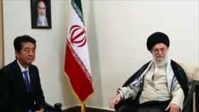 Diputados iraníes apoyan postura del Líder en reunión con Abe