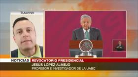 Almejo: Revocatorio de López Obrador logrará apoyo en el Congreso