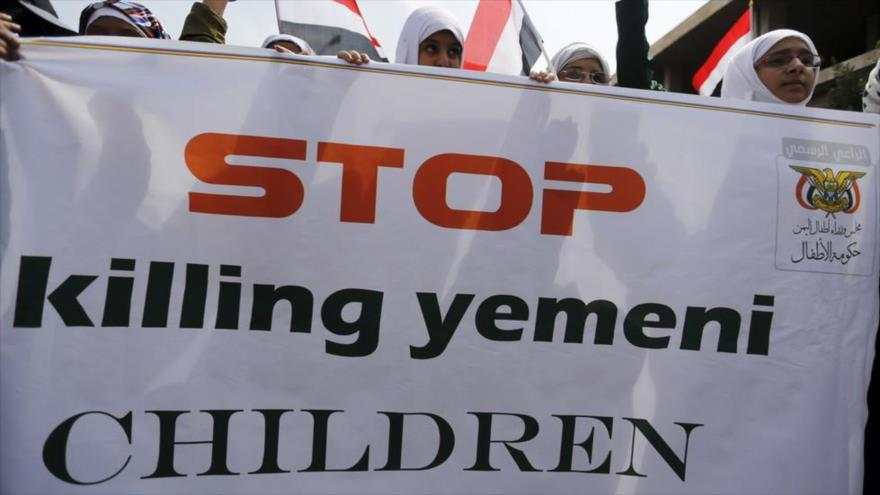 Informe revela gran papel del Reino Unido en matanza de yemeníes | HISPANTV