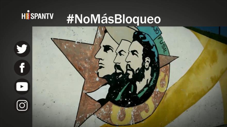 Etiquetaje: EEUU endurece bloqueo a Cuba