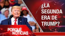 El Porqué de las Noticias: Tensión EEUU-Irán. Controversias de Trump. Oposición corrupta de Venezuela