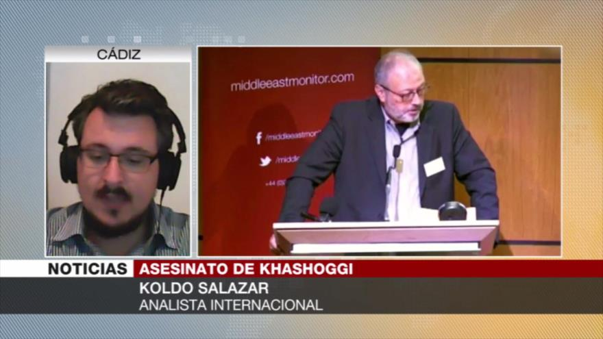 Salazar: Bin Salman es el cerebro del asesinato de Khashoggi | HISPANTV