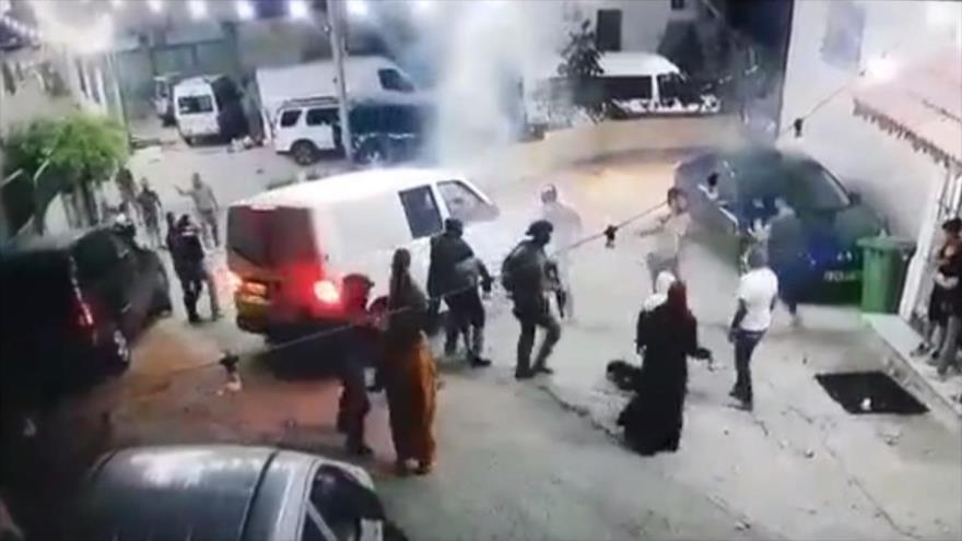 Sucumbe a heridas palestino baleado por agentes secretos israelíes