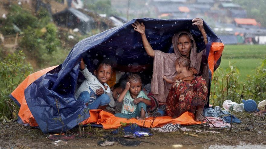 HRW insta a líderes de Asean a no blanquear crímenes contra Rohingya