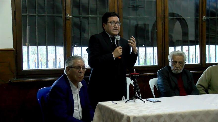 Defensa de Assange apunta a Moreno, su canciller y procurador