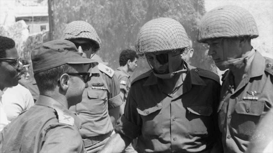 'En 1967 Israel estableció comités para hacer emigrar a palestinos' | HISPANTV