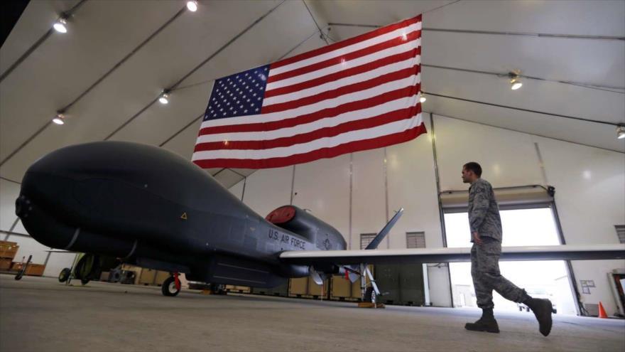 Conozca el mayor dron espía de EEUU, derribado por CGRI de Irán | HISPANTV