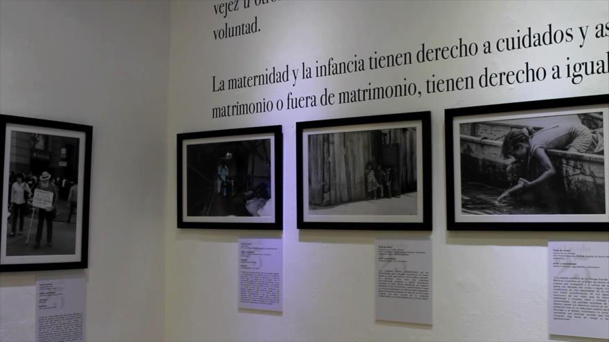 Santo Domingo acoge muestra sobre DDHH en América Latina