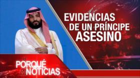 El Porqué de las Noticias: Futuro del acuerdo nuclear iraní. Muerte de Khashoggi. Corrupción a la brasileña