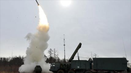 Vídeo: Vea cómo los S-300 rusos acaban con blancos enemigos