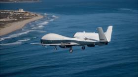 """EEUU confirma que su dron fue derribado por """"un misil iraní"""""""