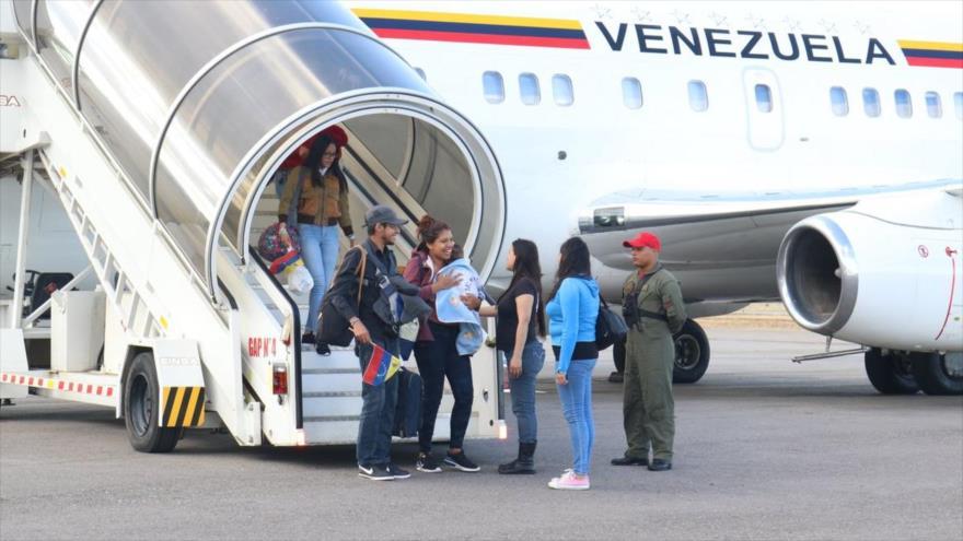 Venezuela: La mayoría de migrantes han regresado a su patria | HISPANTV