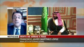 Martínez López culpa a Londres por situación catastrófica en Yemen