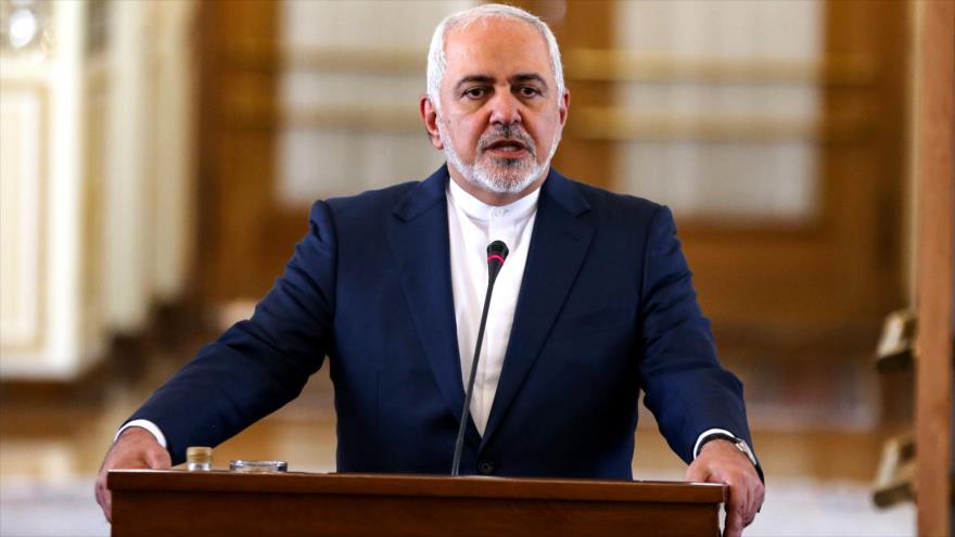 Zarif: Irán llevará a la ONU violación de EEUU de su espacio aéreo | HISPANTV