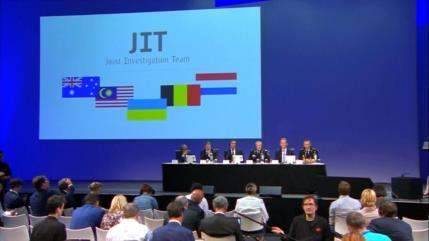Rusia rechaza su implicación en el derribo del vuelo MH17