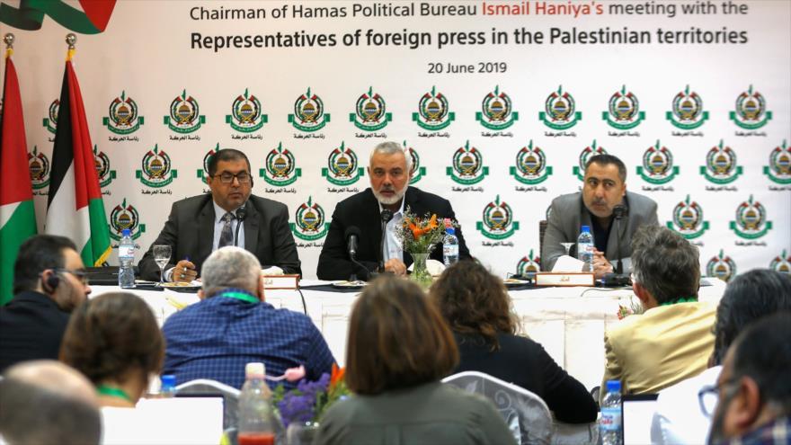 """HAMAS advierte de que tregua con Israel está en """"zona de peligro"""""""