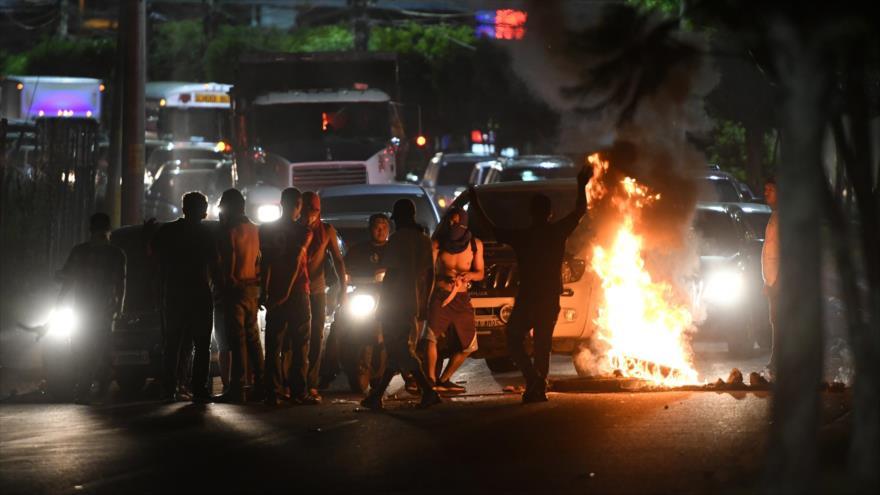Manifestaciones de Honduras dejan 2 muertos y 20 heridos