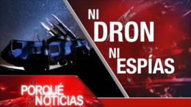 El Porqué de las Noticias: Dron de EEUU derribado. Marcha docente en Chile. Bachelet en Venezuela