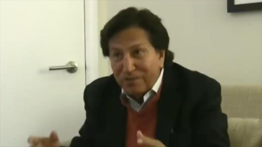 Fiscalía peruana presenta nuevo pedido de extradición para Toledo