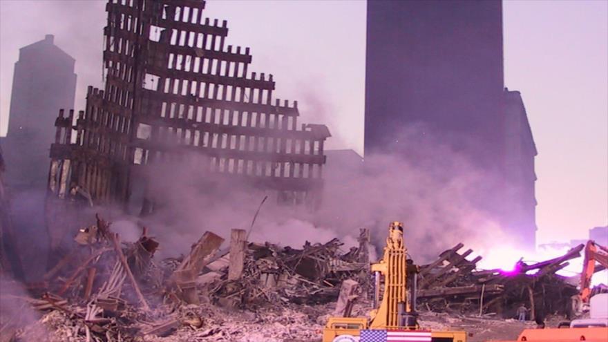 Fotos: Descubren unas 2400 imágenes nunca antes vistas del 11-S | HISPANTV