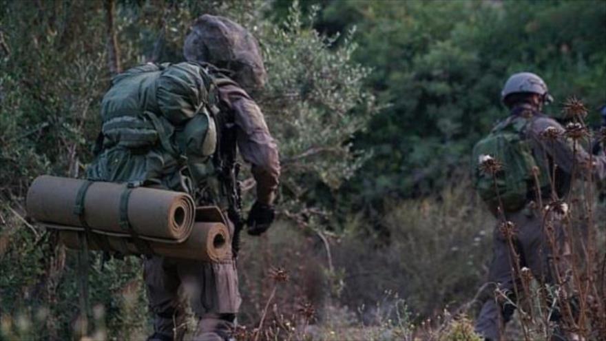 Vídeo: Fuerzas israelíes simulan una gran guerra con El Líbano