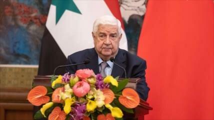 "Siria promete liberar ""muy pronto"" el país de terroristas"
